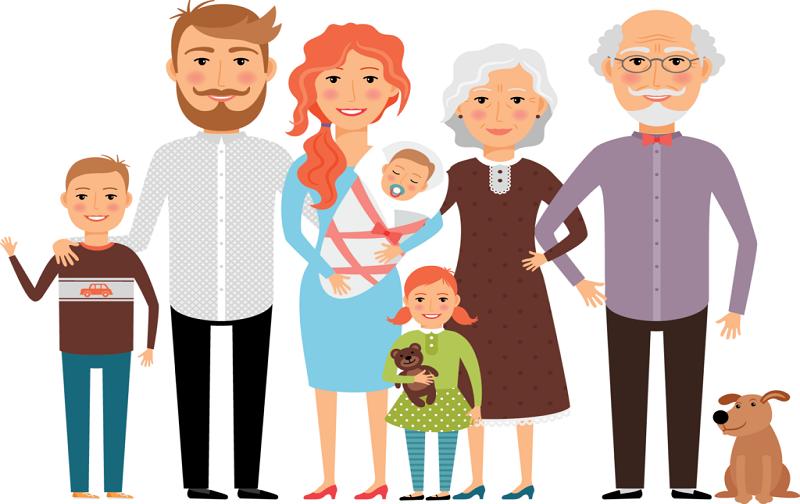 دعاوی خانوادگی و انواع آن