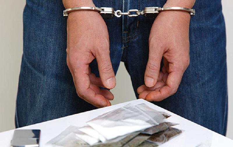 مجازات حمل مواد مخدر