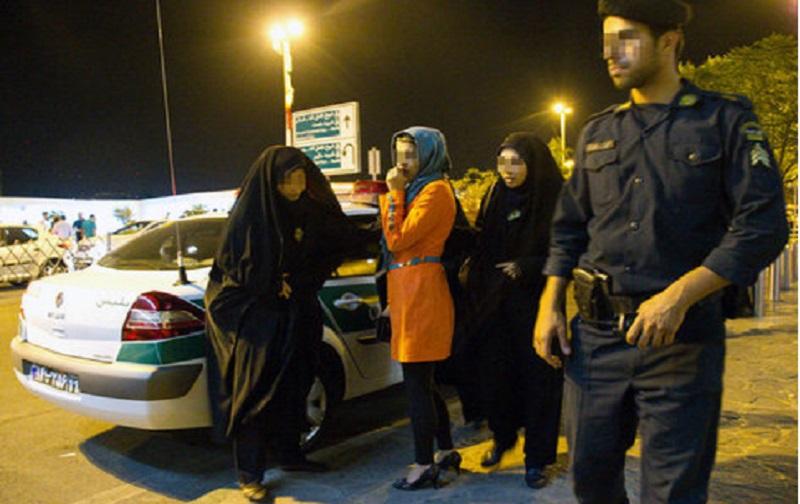 جرم بی حجابی و مجازات زنان بی حجاب