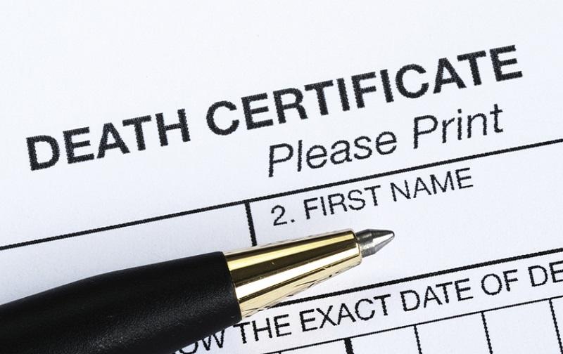 نمونه دادخواست صدور حکم موت فرضی