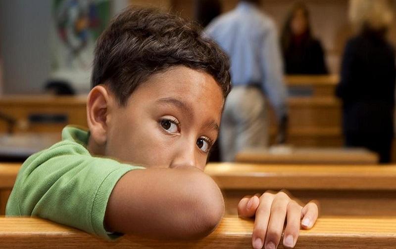 فسخ حکم سرپرستی کودک