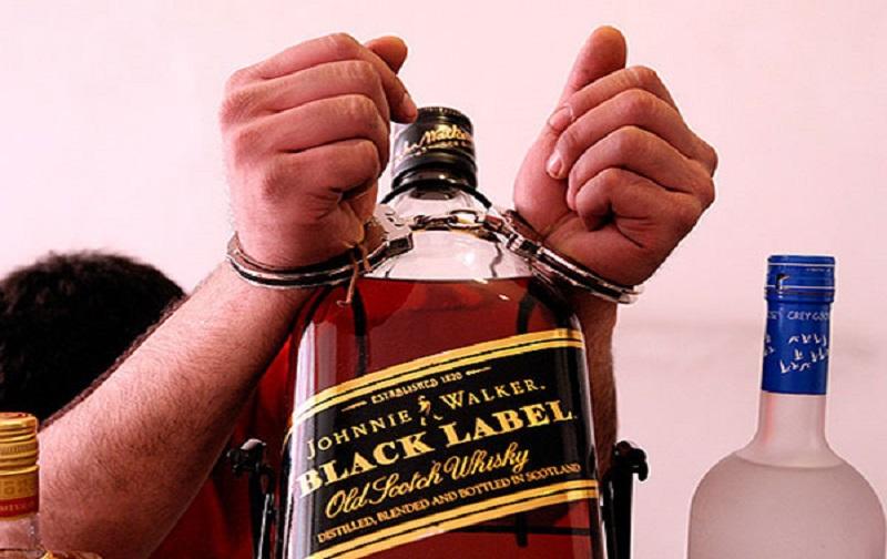 مجازات شرب خمر