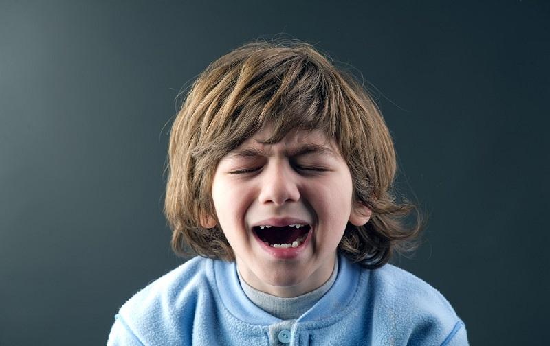 دیه از ریشه کندن و شکستن دندان شیری