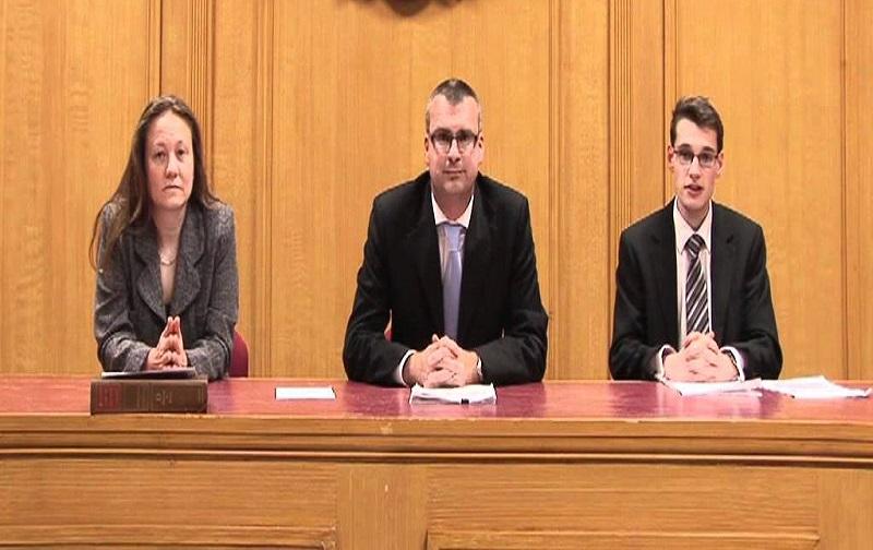 سلسه مراتب مقامات قضایی در دادسرا