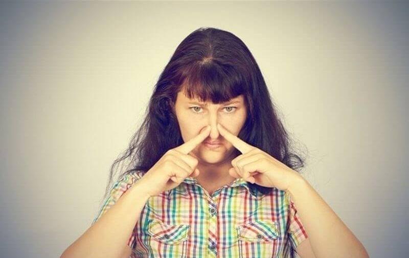دیه از دست دادن حس بویایی